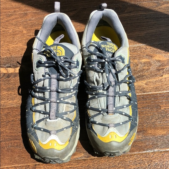 34fda63eb Men's Gore Tex XCR North Face Trail Run Shoe 10.5